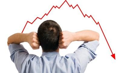 Mức tăng trưởng doanh nghiệp đi xuống