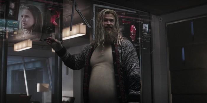 Thor phát tướng trong Avengers: Endgame khiến khán giả xôn xao bàn luận.